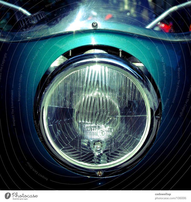 duke 900 Motorrad Scheinwerfer Motorradrennen Kassenerfolg Chrom Geschwindigkeit Design Stil Verkehr Motorsport 70's racer ducati headlight Isle of Man TT Maske