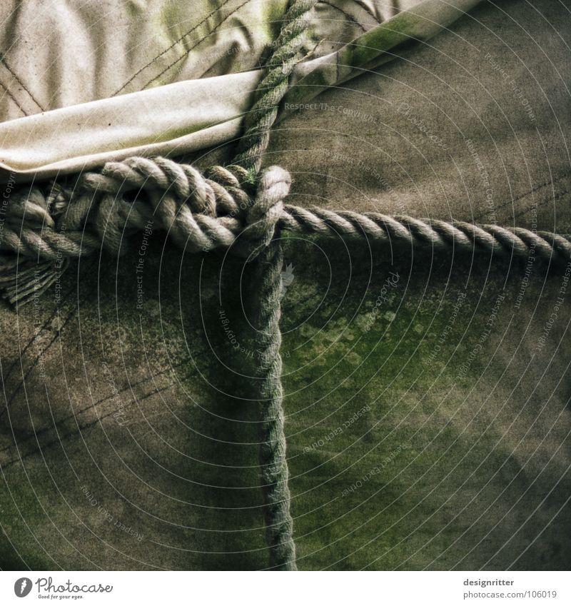 FEST Trennung gebunden gefesselt Verbundenheit Knoten Packung gefangen befreien Angst Panik geschlossen Feste & Feiern unlösbar verschnürt Seil Packet