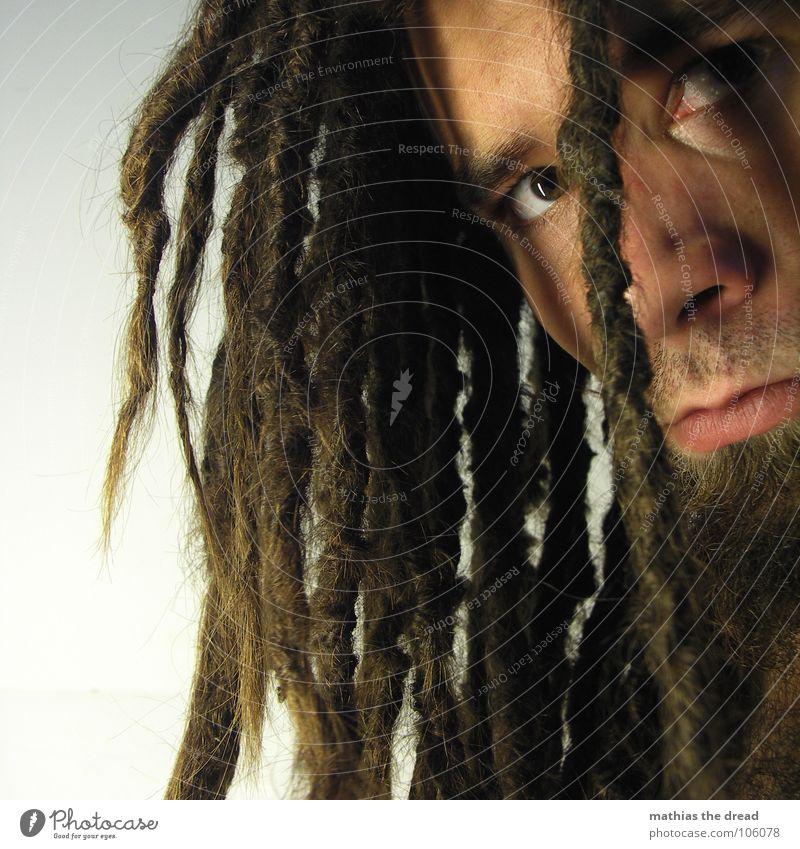 Mathias The Dread IX Mensch Mann Hand dunkel Haare & Frisuren hell Kraft Angst Arme dreckig Haut maskulin Finger bedrohlich festhalten Falte