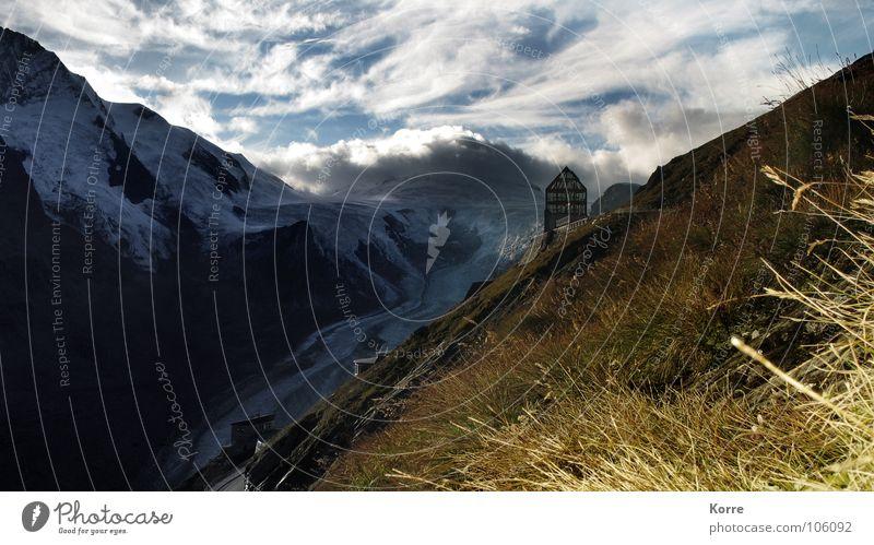 Marmots District Natur Himmel Ferien & Urlaub & Reisen Wolken Einsamkeit Berge u. Gebirge Landschaft wandern ästhetisch Alpen einzigartig Gipfel Österreich