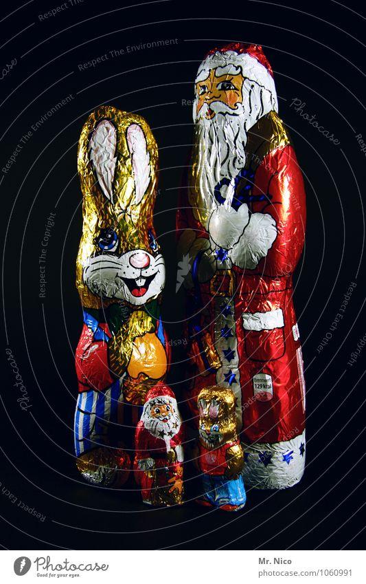 patchworkfamily Süßwaren Schokolade Ostern Weihnachten & Advent süß Weihnachtsmann Osterhase Familie & Verwandtschaft Lebensmittel Ernährung Verpackung lustig 4
