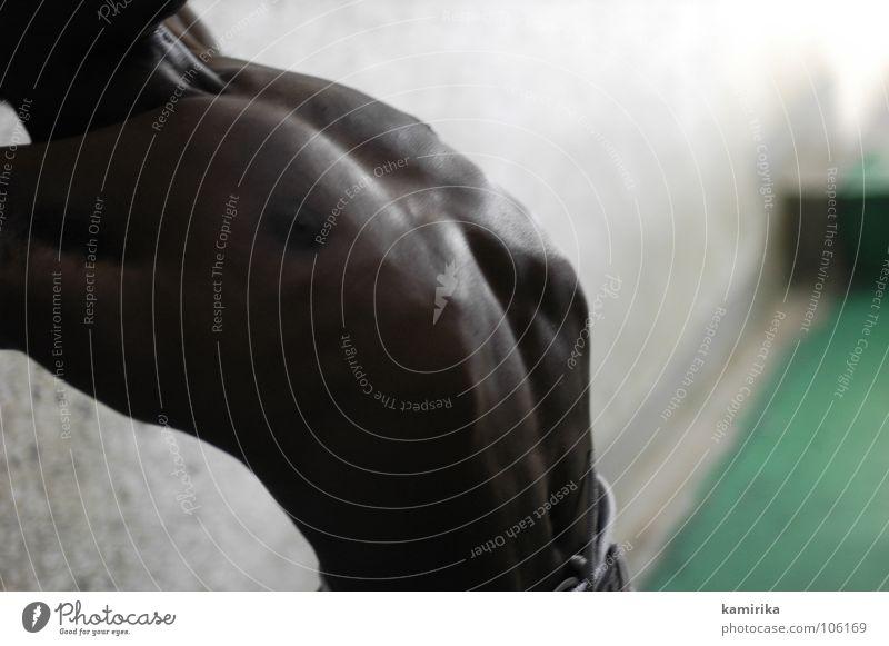 highridge #2 Sport Spielen Bewegung Tanzen Bauch Muskulatur Turnen Akrobatik biegen Breakdancer Sporthalle Handstand