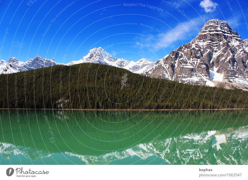 Wolkenzeichen II Ferien & Urlaub & Reisen Tourismus Abenteuer Ferne Freiheit Berge u. Gebirge Natur Frühling Schönes Wetter Wald Rocky Mountains