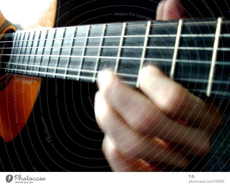 Guitar Playing #3 Spielen Freizeit & Hobby Gitarre Saite Musikinstrument