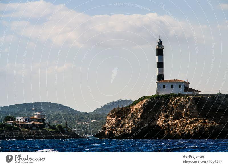 Mallorca von seiner schönsten Seite 40 - Far de Sa Punta de Natur Ferien & Urlaub & Reisen Pflanze Sommer Meer Landschaft Tier Strand Ferne Umwelt