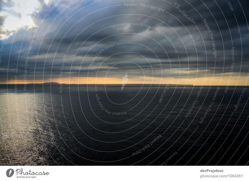Mallorca von seiner schönen Seite 46 – Wolkenspiel Himmel Natur Ferien & Urlaub & Reisen Pflanze Sommer Meer Landschaft Ferne Umwelt Gefühle Küste Freiheit