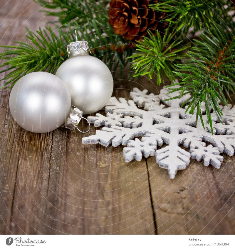 Weihnachtskugeln Winter Dekoration & Verzierung Weihnachten & Advent Fröhlichkeit Weihnachtsbaum Christbaumkugel Dezember fest festlich karte Weihnachtsmann