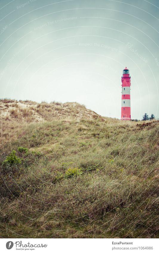 der Turm Sinnesorgane Erholung ruhig Ferien & Urlaub & Reisen Tourismus Ausflug Abenteuer Ferne Freiheit Sommer Meer Umwelt Natur Landschaft Himmel Wolken Klima