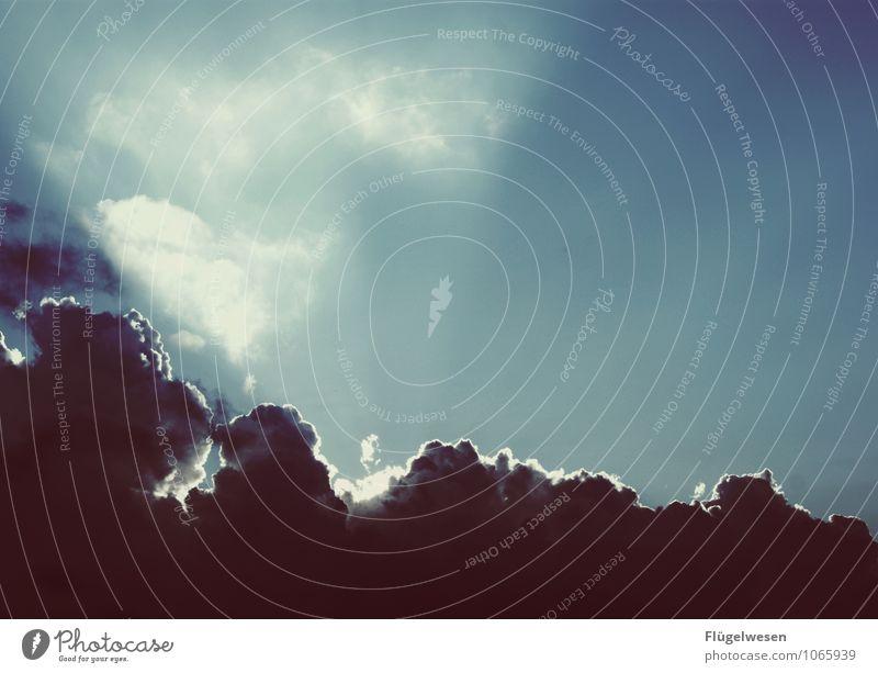 Heaven Himmel Himmel (Jenseits) Ewigkeit Zukunft Gegenwart Maria Himmelfahrt Jesus Christus Paradies Wolken Sonne