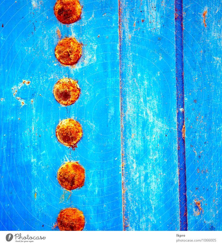 Stadt alt blau Haus Wand Architektur Mauer Kunst Sand Fassade Metall Tourismus dreckig Tür Dekoration & Verzierung Kirche