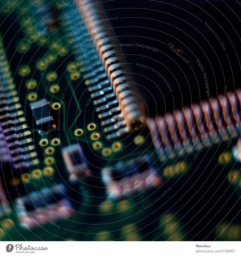 enger Kontakt grün Computer Metall Internet Industrie Elektrizität Technik & Technologie Kommunizieren Industriefotografie Telekommunikation Kontakt Stock digital Elektronik technisch