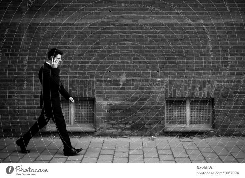 shades of grey ... Reichtum elegant Stil schön Arbeit & Erwerbstätigkeit Beruf Kapitalwirtschaft Telekommunikation Business Karriere Erfolg Sitzung Mensch