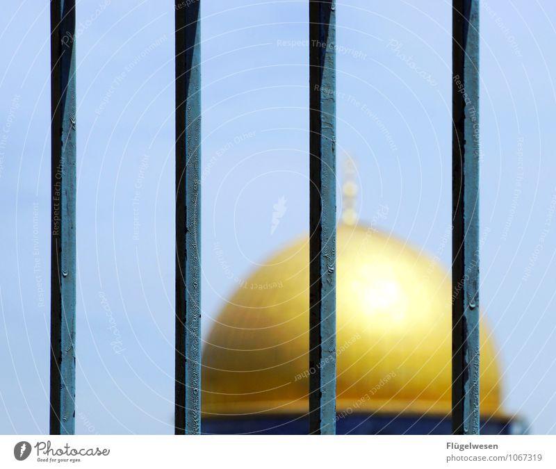 Religion ausgesperrt Ferien & Urlaub & Reisen Architektur Gebäude Religion & Glaube gold lernen Bauwerk Hauptstadt Sehenswürdigkeit Sightseeing gefangen Gott