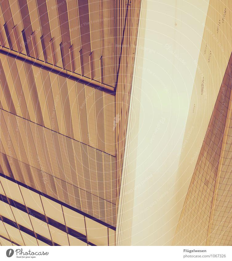 Hochhausschluchten Ferien & Urlaub & Reisen Architektur Gebäude Wetter Nebel Klima Bauwerk USA Skyline Jagd Sehenswürdigkeit Amerika Sightseeing Städtereise