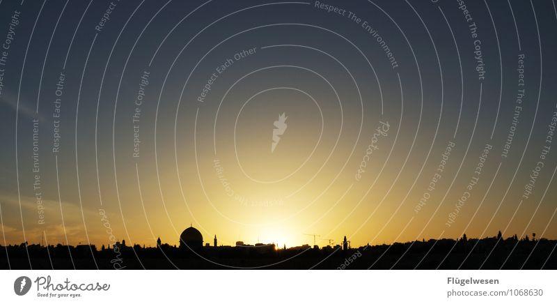 Stadt der Auferstehung 1 Meditation Sightseeing Städtereise Sonnenaufgang Sonnenuntergang Sommer Hauptstadt Altstadt Skyline bevölkert Architektur