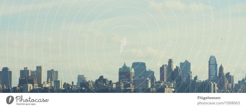 Irgendwann komm ich zurück! Ferien & Urlaub & Reisen Stadt Architektur Gebäude Freiheit Häusliches Leben Tourismus Hochhaus Abenteuer Skyline Bankgebäude