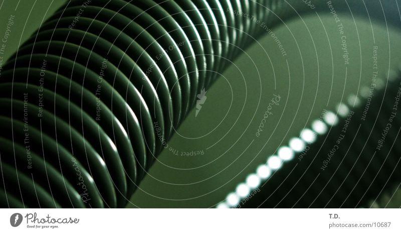 Saubermacher #4 Staubsauger saugen Reinigen grün Furche Elektrisches Gerät Technik & Technologie Makroaufnahme Detailaufnahme Röhren