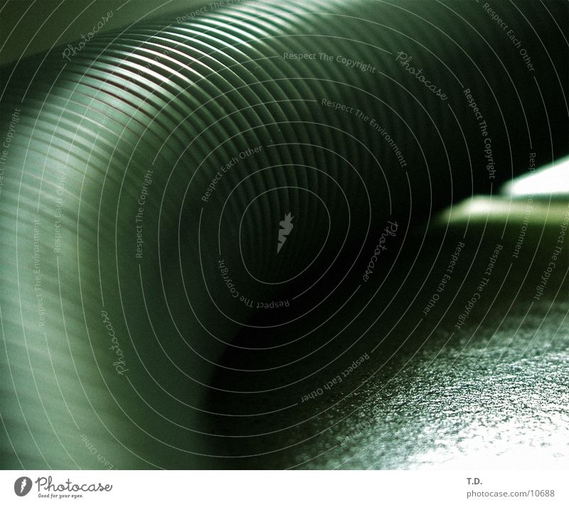 Saubermacher #2 grün Technik & Technologie Reinigen Röhren Furche saugen Elektrisches Gerät Staubsauger