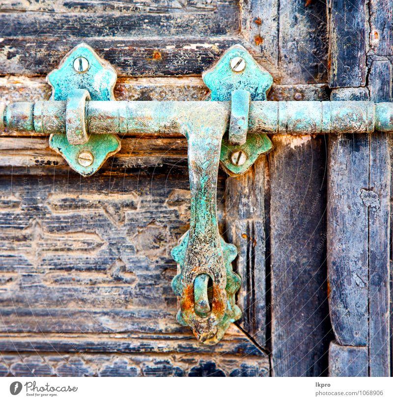Ferien & Urlaub & Reisen Stadt alt grün Haus schwarz Wand Architektur Gefühle Mauer Holz braun Kunst Metall Fassade dreckig