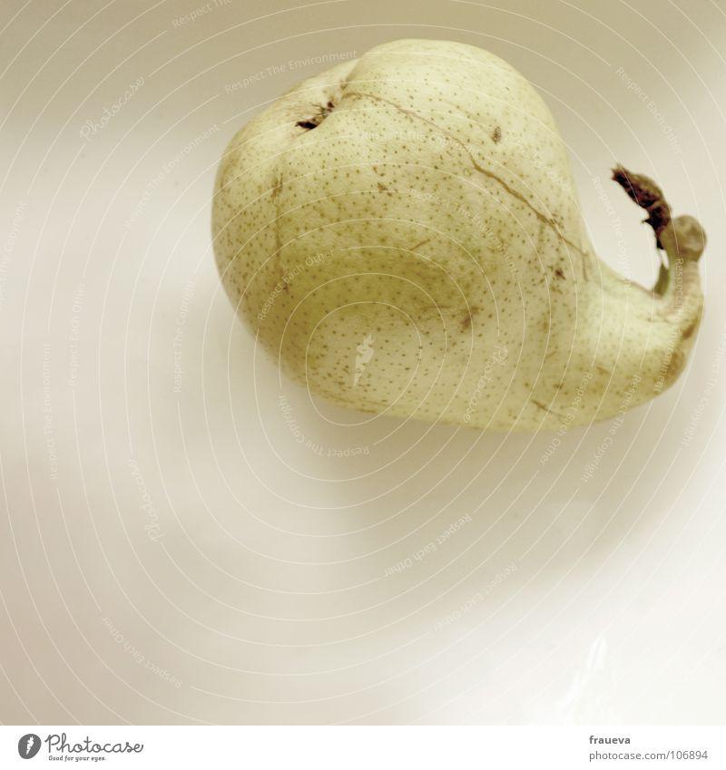 birne weiß grün Gesundheit Frucht Ernährung Birne bulb nob
