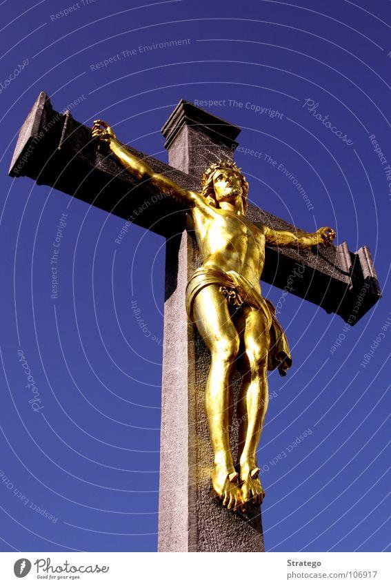 INRI Jesus Christus Kruzifix Nagel niedlich Symbole & Metaphern Blut brutal Beschluss u. Urteil Hinrichtung Christentum Flüssigkeit Wende Paradies heilig Götter