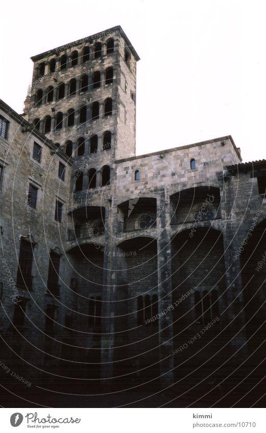 Barca_1 Gebäude Religion & Glaube Architektur Barcelona Mysterium