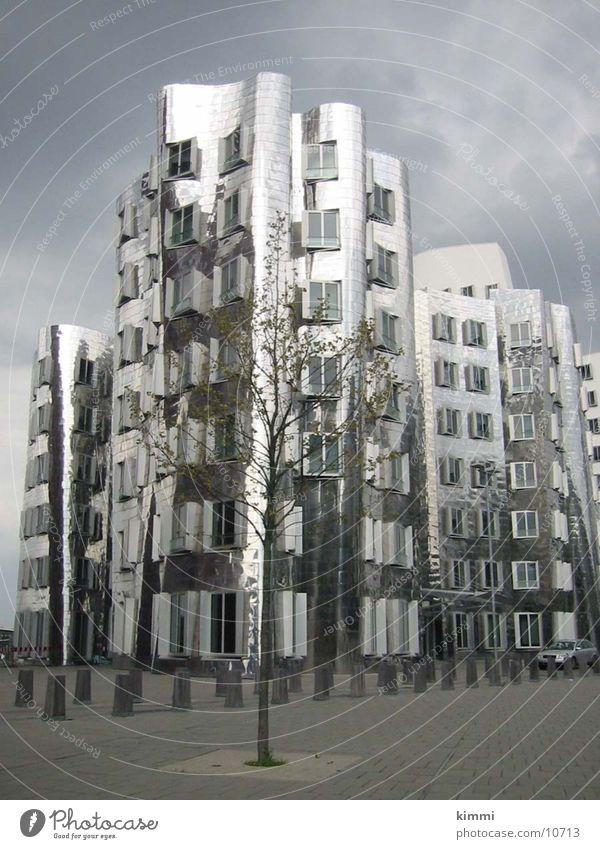Hafenmeile Düsseldorf, Silberbau_1 Architektur Düsseldorf