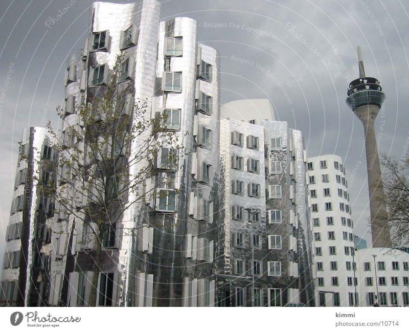 Hafenmeile Düsseldorf, Silberbau_2 Architektur