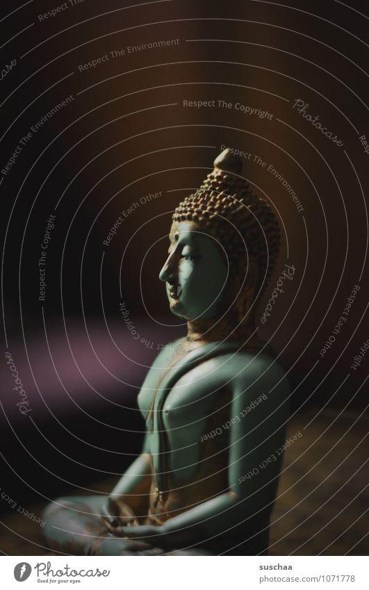 buddha 2 Erholung ruhig Kraft Kunststoff Frieden Gelassenheit Glaube exotisch Meditation Figur Bekanntheit achtsam Buddha Buddhismus Sinnbild