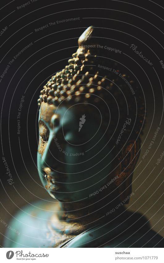 buddha Erholung ruhig Meditation Kunststoff Bekanntheit exotisch Kraft Glaube Gelassenheit Religion & Glaube Figur Buddha Sinnbild Buddhismus Farbfoto