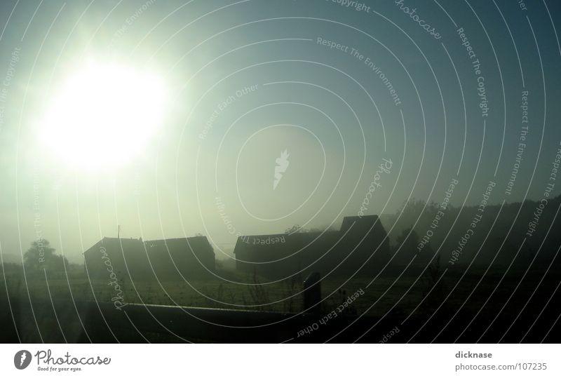 Roadtrip France ´07™ schön Sonne grün blau Ferien & Urlaub & Reisen Straße Nebel Freizeit & Hobby Autobahn Frankreich Autofahren Methode Duett Irrfahrt