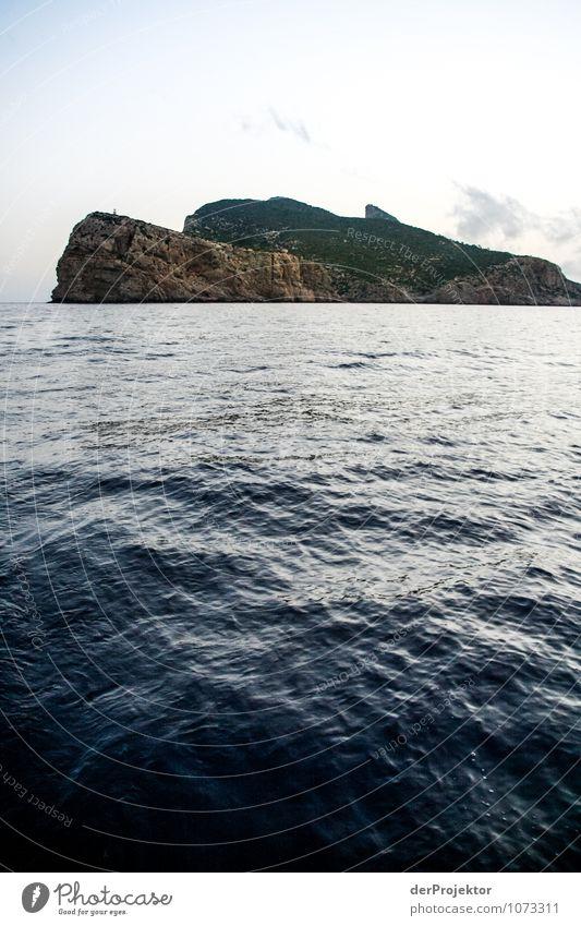 Mallorca von seiner schönen Seite 60 – Leuchtturm auf Insel Natur Ferien & Urlaub & Reisen Pflanze Sommer Meer Landschaft Freude Ferne Umwelt Gefühle Küste Freiheit Felsen Wellen Tourismus Insel