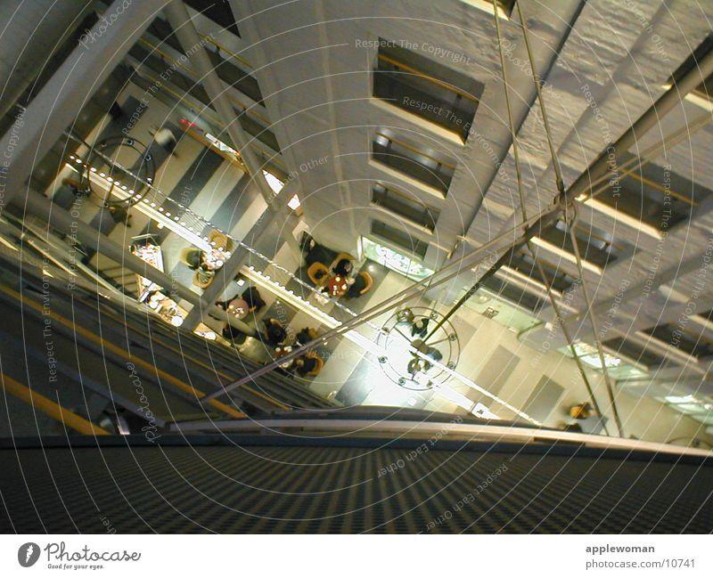 HH-Stilwerk Stadt Vogelperspektive Architektur Hamburg Innenansicht Innenaufnahme