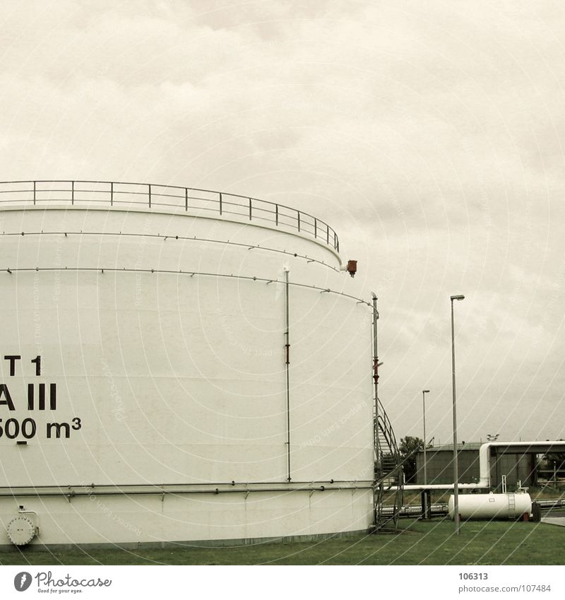 NEW WAVE ORDER Himmel Metall groß Kreis Industrie Macht rund Dresden Kunstwerk Tank Behälter u. Gefäße Quadratmeter