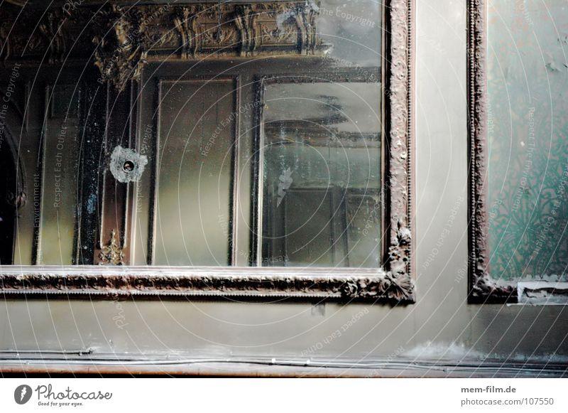 patina alt glänzend Hintergrundbild Vergänglichkeit Spiegel Burg oder Schloss verfallen Vergangenheit Loch vergangen Schloss Versailles antik Saal Versailles prächtig Patina