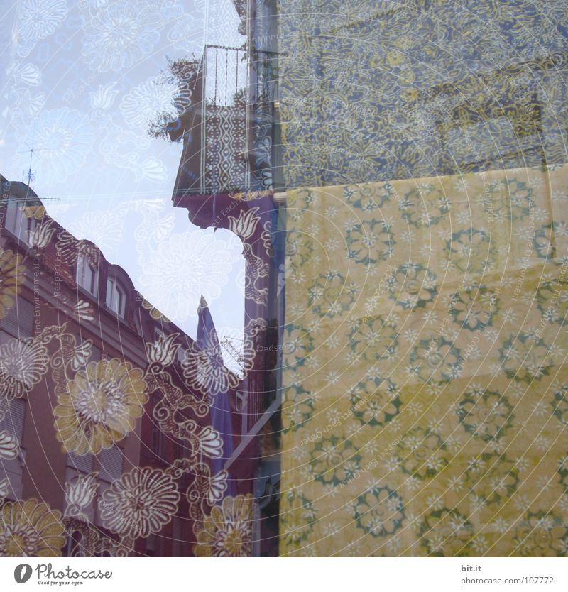 TRAUMHAUS Blume Stadt Haus träumen Handwerk Tuch verpackt Naher und Mittlerer Osten Freiburg im Breisgau Traumwelt Traumhaus