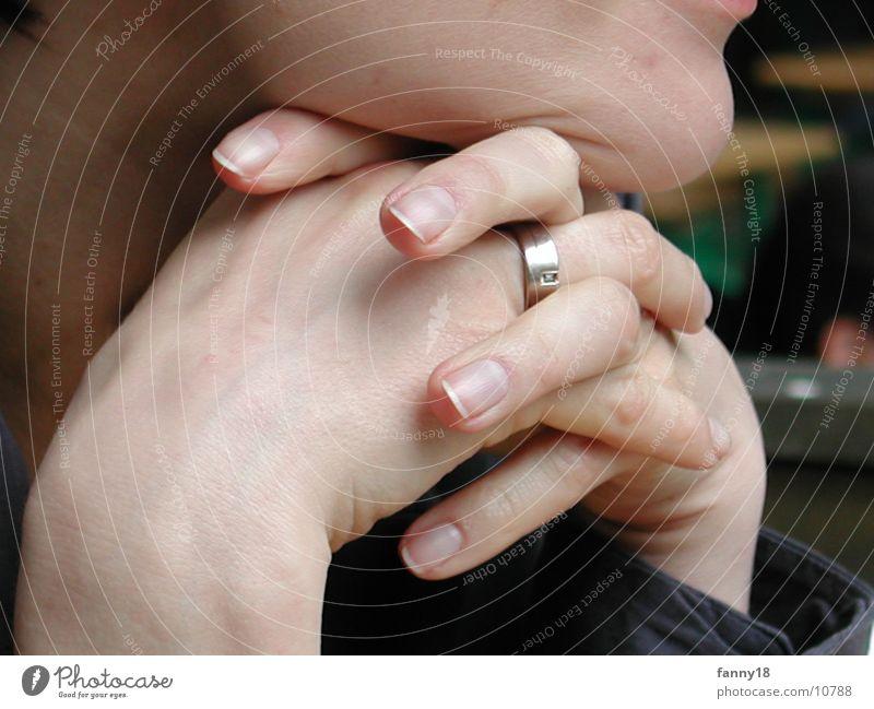 Hände VII Frau Hand feminin Arme