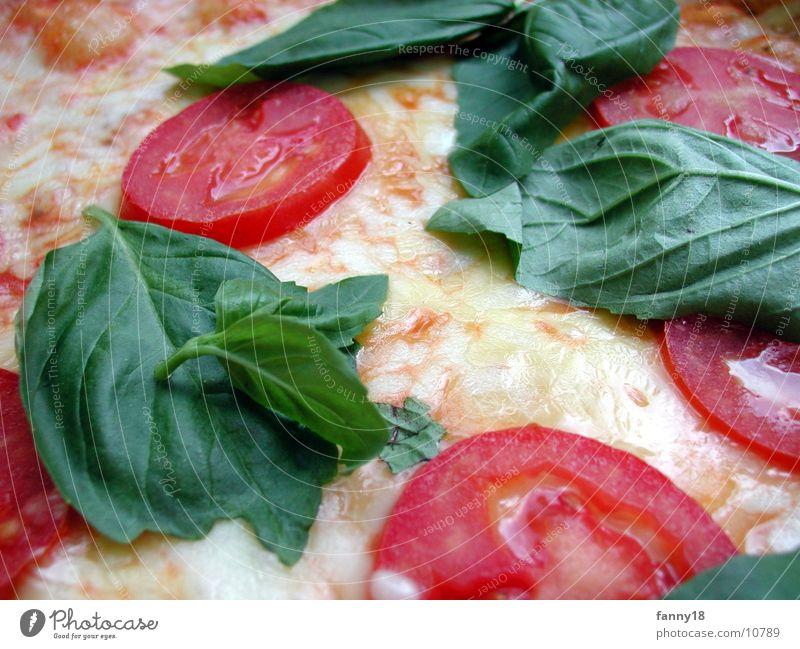 Pizza Mozarella Mozzarella Käse Physik Ernährung Tomate Wärme