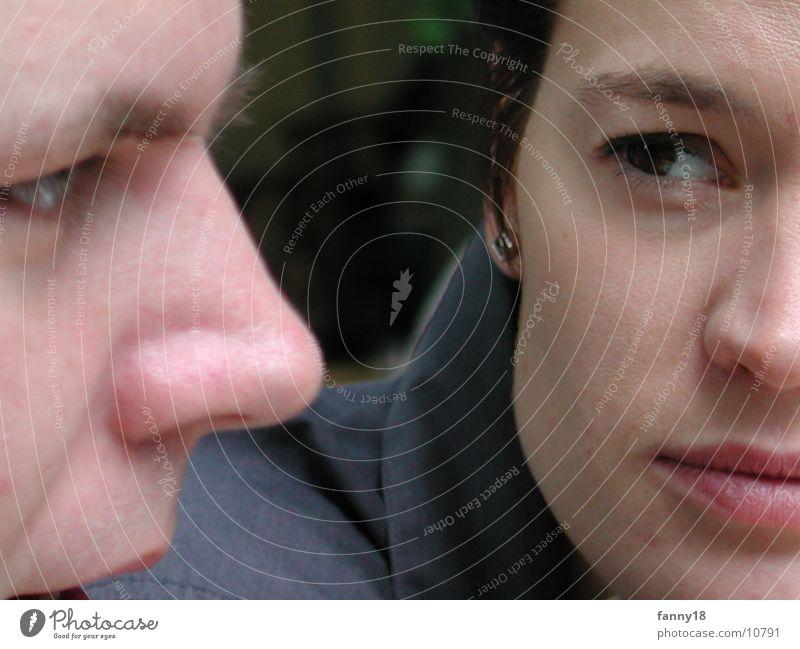Diskussion Frau Mensch Mann Jugendliche Gesicht Auge sprechen feminin Haare & Frisuren Kopf Paar Familie & Verwandtschaft Mund Freundschaft Erwachsene maskulin
