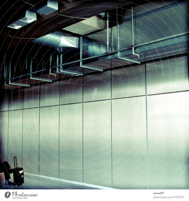 Gate 23 Ferien & Urlaub & Reisen Arbeit & Erwerbstätigkeit warten Flugzeug fliegen Industrie Flughafen Langeweile Mallorca Düsenflugzeug wegfahren