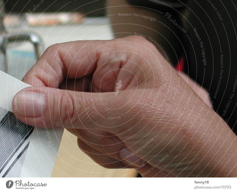 Hände III Frau Hand Arme