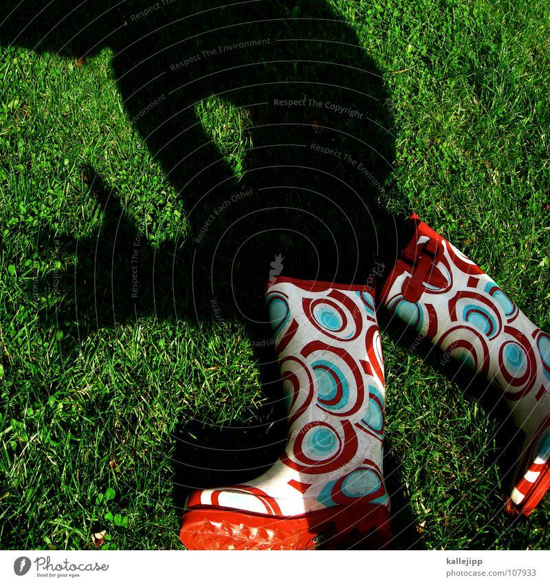 schattengrüßer Kind Wasser Sonne Spielen Garten gehen Arbeit & Erwerbstätigkeit träumen liegen wandern laufen nass Rasen Vergangenheit fahren Surrealismus