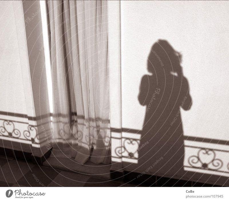 ...morgens im Hotel Ferien & Urlaub & Reisen Sonnenaufgang Morgen ruhig Schatten Selbst Schönes Wetter morgendliche Kühle Erholung
