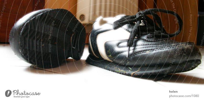 abgelegt Schuhe Dinge