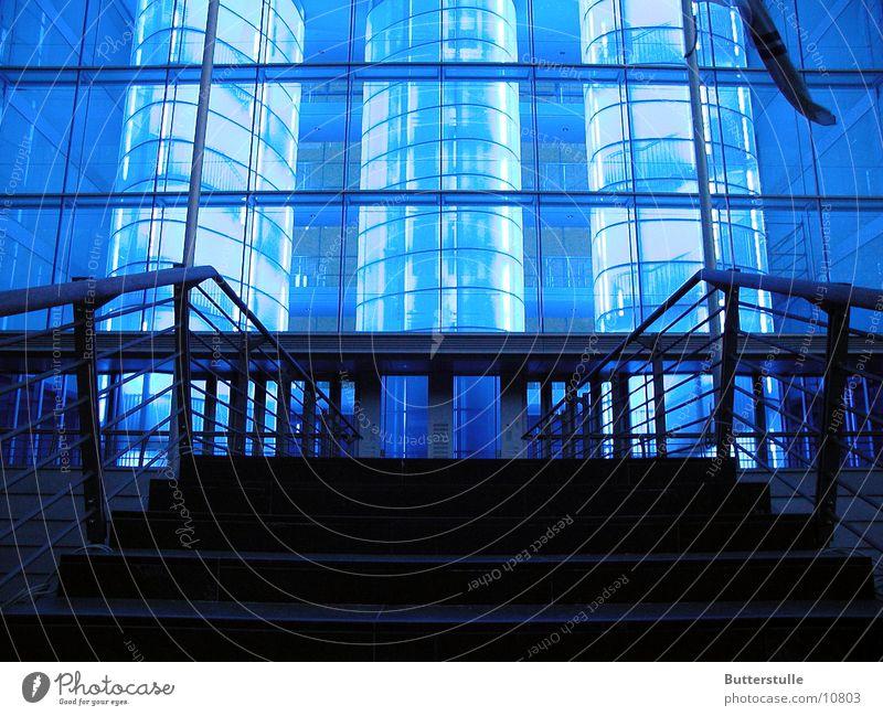 future butze Haus Beleuchtung Architektur modern Elbe Futurismus Reederei