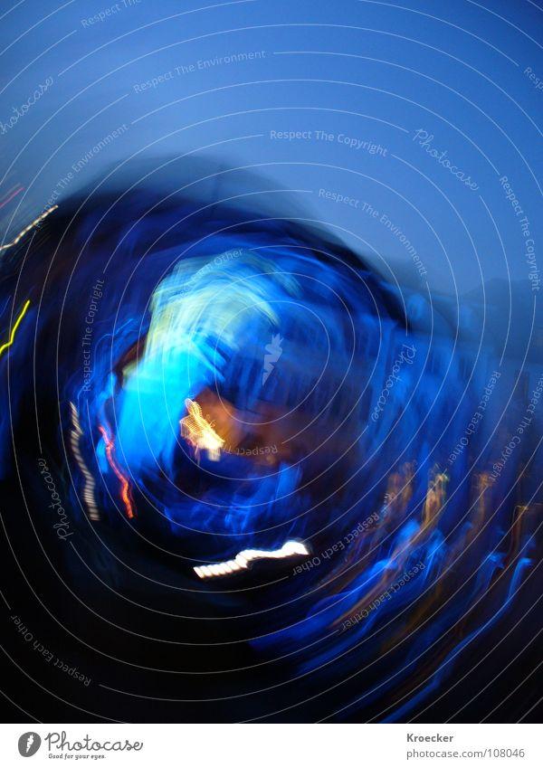 Beethoven blau 2 Wasser gelb Wellen Streifen violett Veranstaltung Klang Lichtspiel Reaktionen u. Effekte Drehung Laser Basel Lightshow Bonn 2007