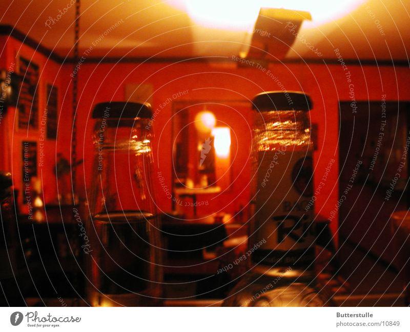 der rote salon Licht Nacht Club