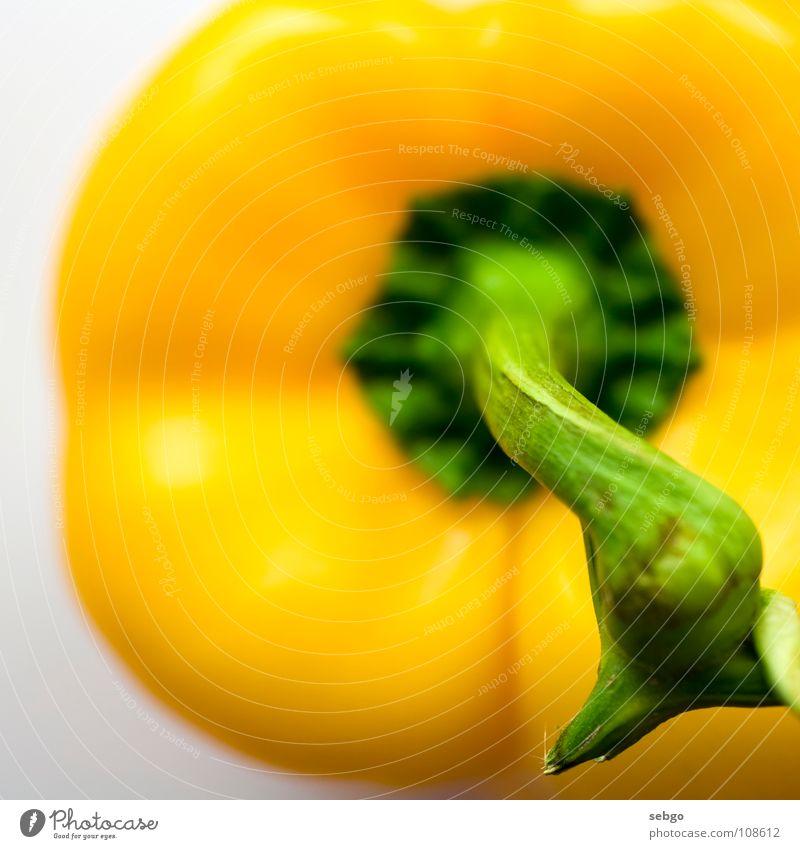 Vitamin-Stängel 3 grün Pflanze Ernährung gelb Gesundheit Lebensmittel Stengel Gemüse Paprika