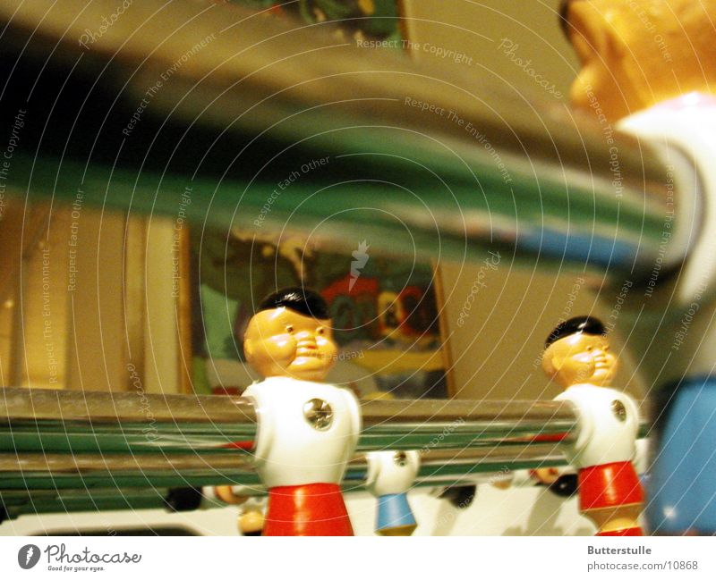 Tischfussball Tischfußball Dinge Figur. Figuren