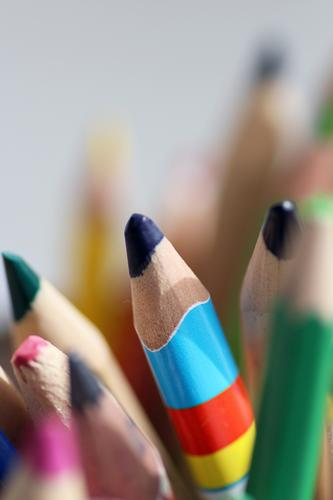 Bunt Farbe Freude Kunst Schule Design Kindheit ästhetisch Kreativität Idee lernen malen Bildung Medien zeichnen positiv Kindergarten